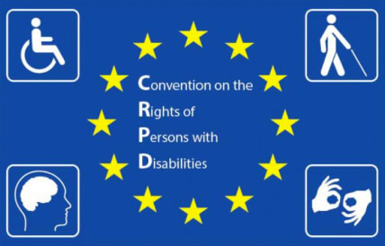 CRDP, Convention on the rights of persons width disabilities